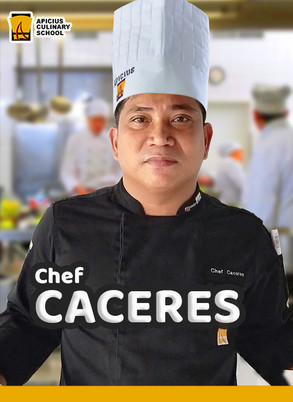 Chef  Ronelo Caceres
