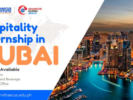 Hospitality Internship In Dubai