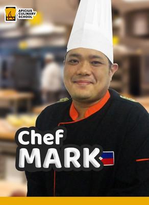 Chef Mark Alejandrino