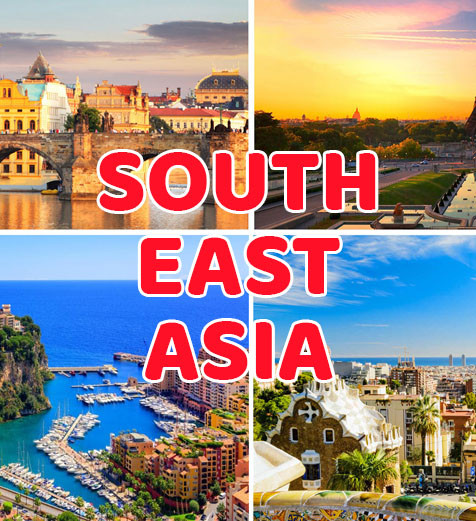 Internship in South East Asia