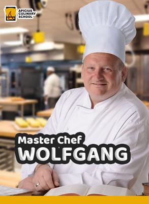 Master Chef Wolfgang Rappl
