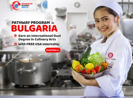 URGENT: PATHWAY PROGRAM in BULGARIA with FREE USA Internship