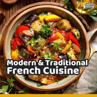 Modern and Traditional French Cuisine