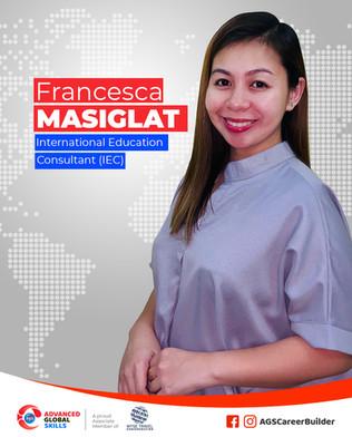 Francesca Micaela Masiglat