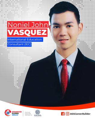 Noniel John Vasquez Erno