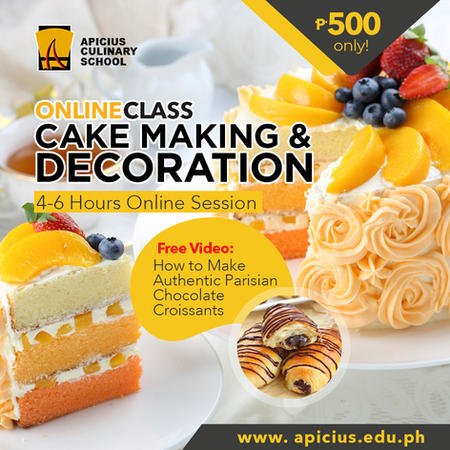 Cake Making and Cake Decoration