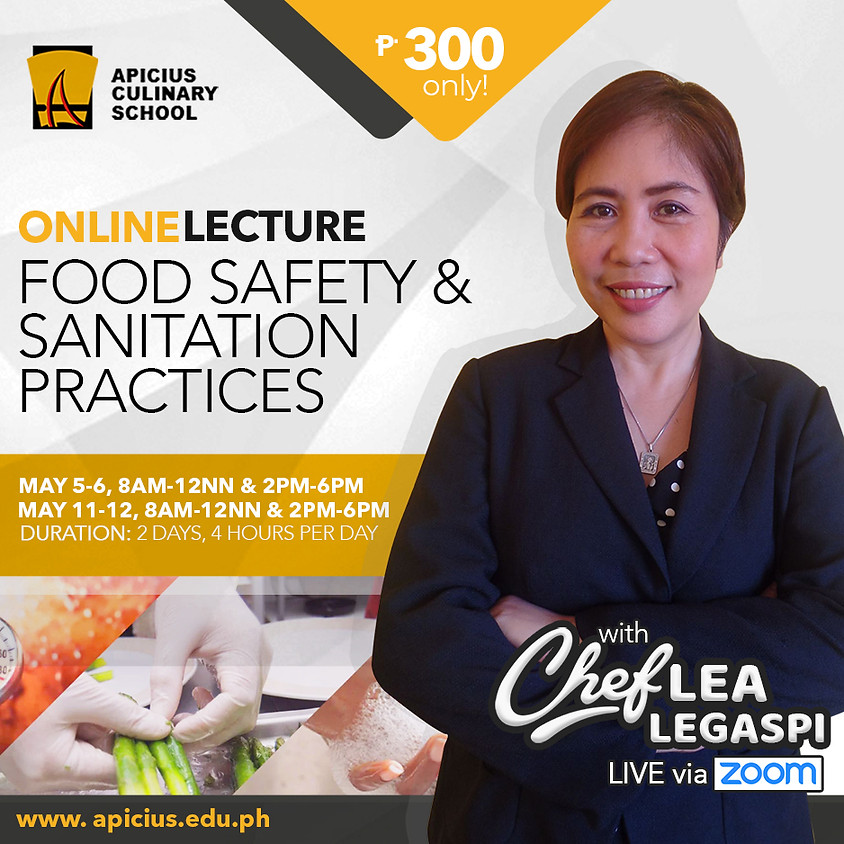 Food Safety and Sanitation Practices