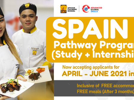 Pathway Education to Spain for Apicius Students