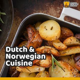 Dutch and Norwegian Cuisine