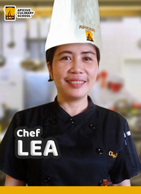 Chef Lea Legazpi