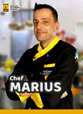 Chef Marius Lichtwald