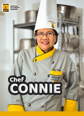 Chef Connie Condeno