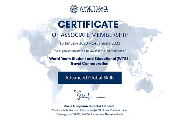 WYSE_Membership_Certificate_Advanced_Glo