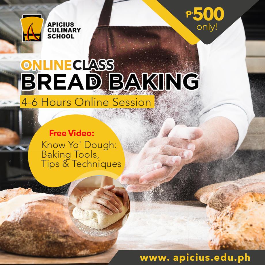 Bread Baking 101