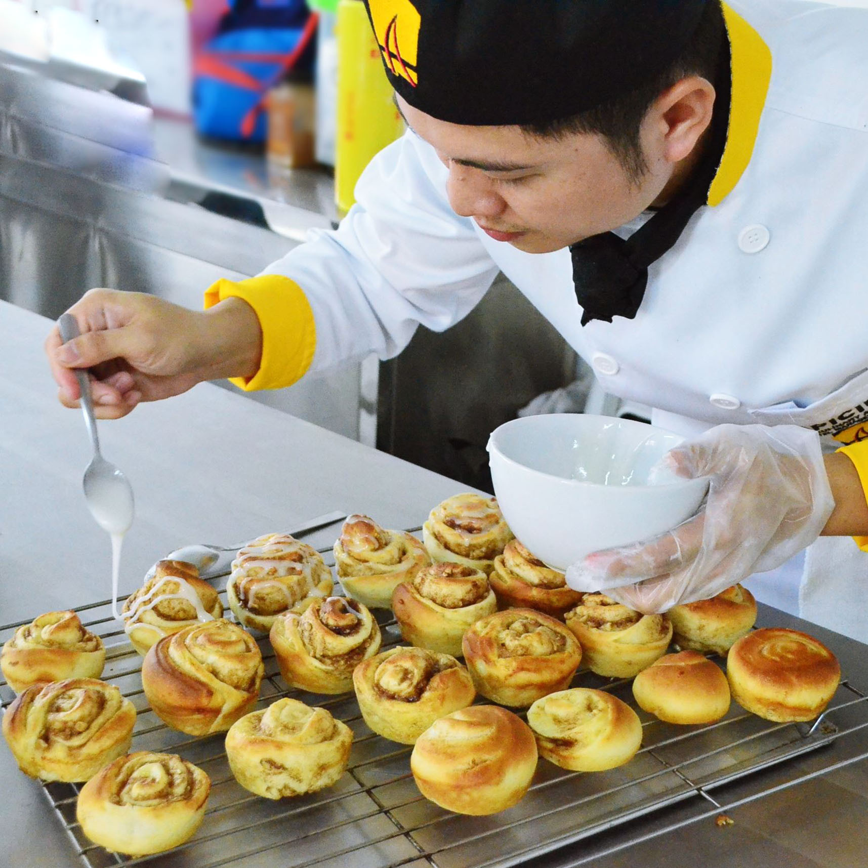 BREAD AND PASTRY PRODUCTION NC-II (TESDA Course)