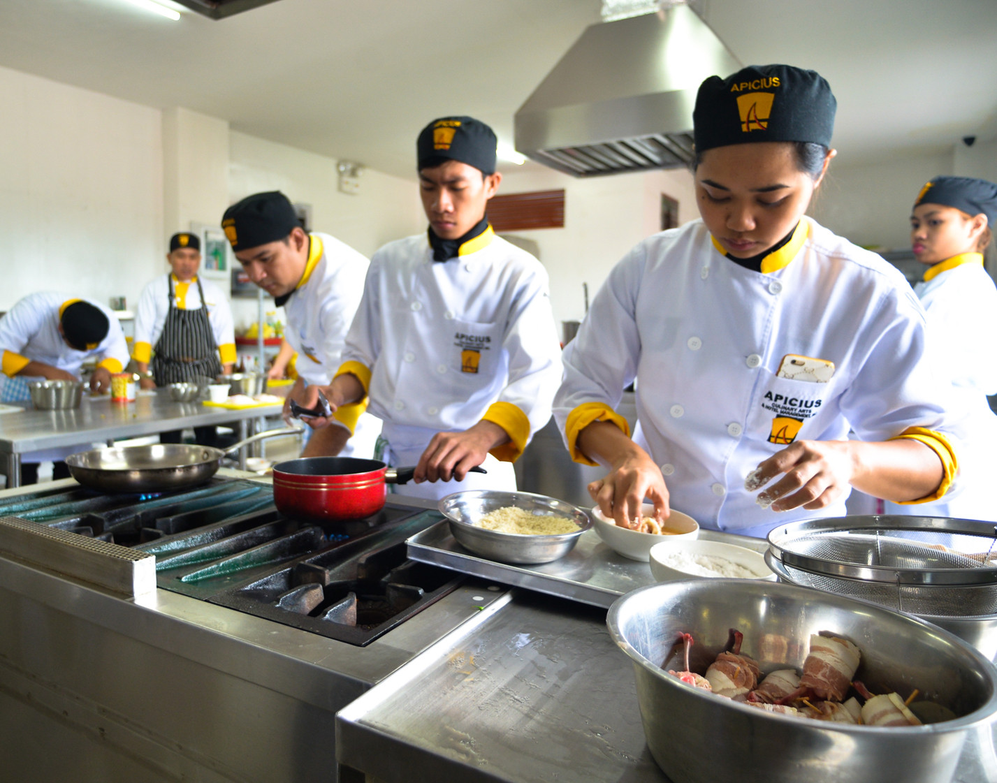 NC-II Certificate in Cookery (TESDA Course)