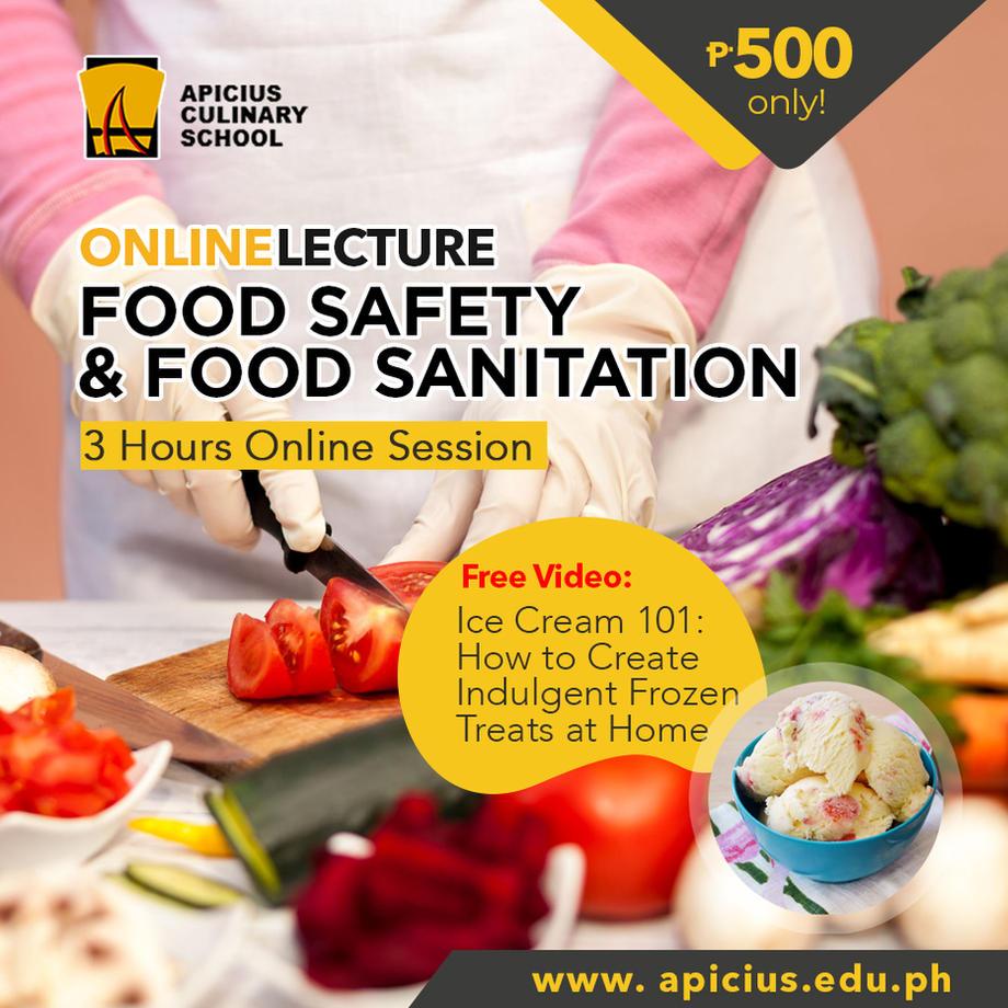 Food Safety and Food Sanitation