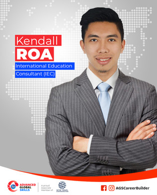 Kendall Thaddeus Roa