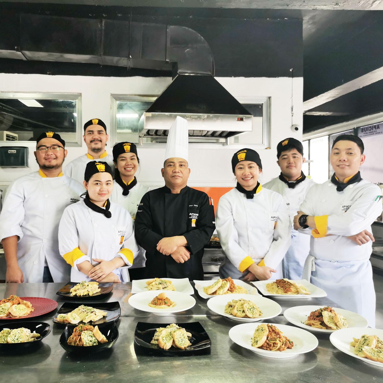 International Dual Degree in Culinary Arts