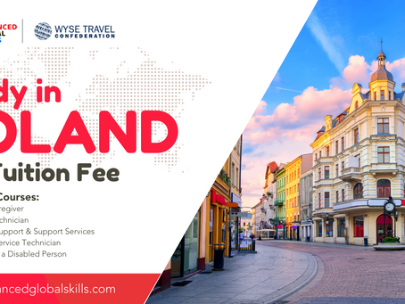 Study in Poland: No Tuition Fee