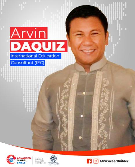 Arvin Daquiz