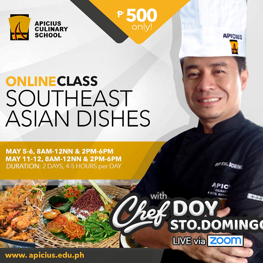 Southeast Asian Dishes