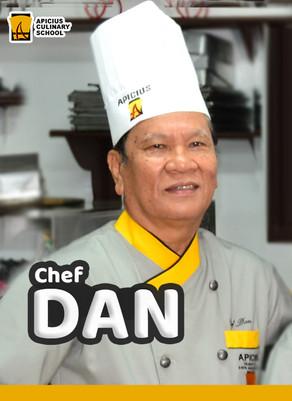 """Chef Danilo """"Dan"""" Camiling"""