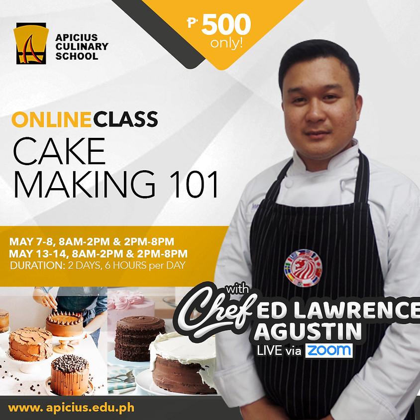 Cake Making 101