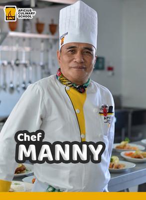 "Chef Manuel ""Manny"" Puno"