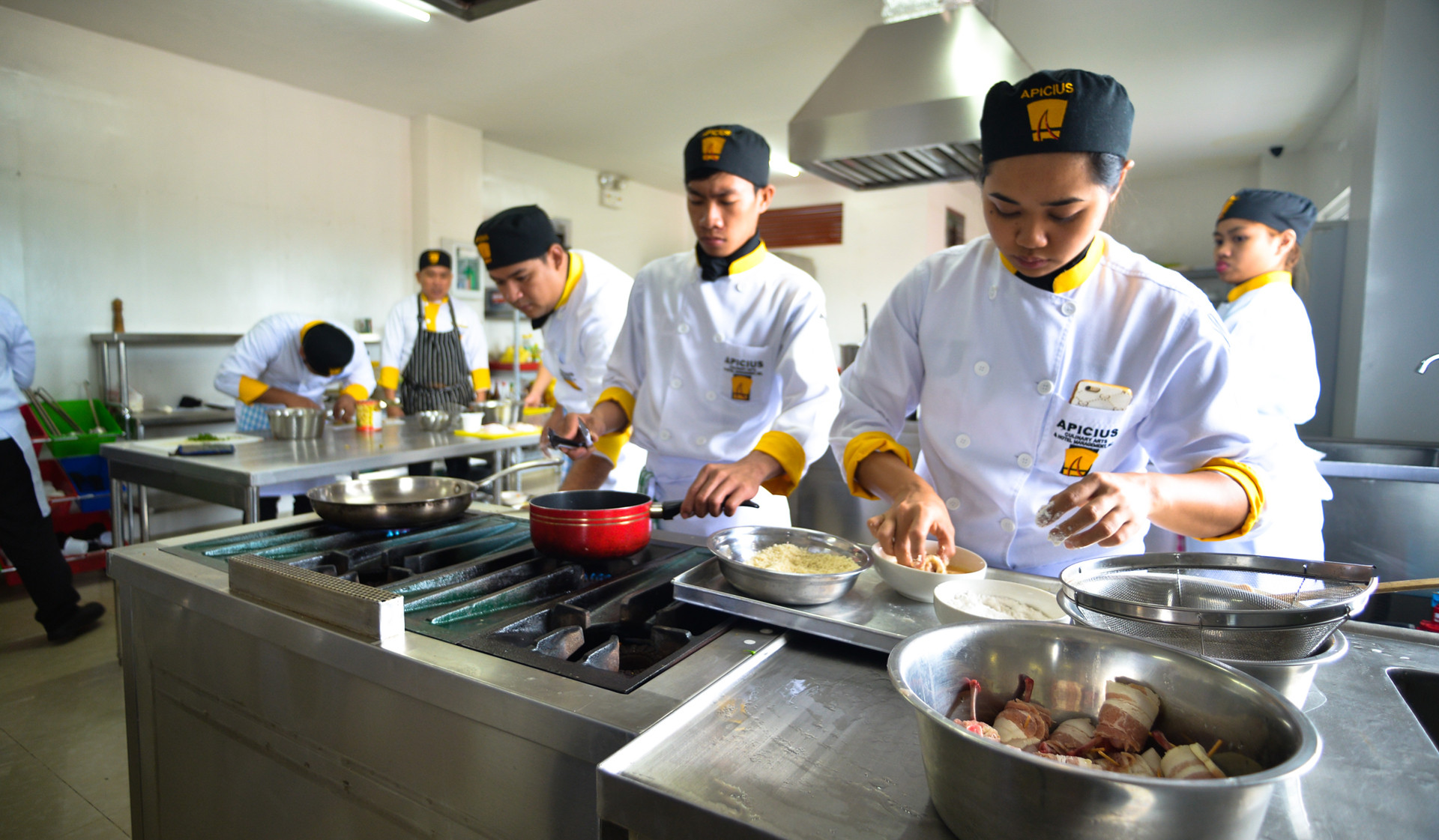 Cookery NC-II ( Tesda Course)