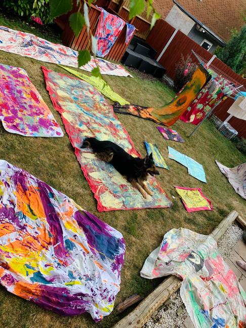 Back Garden Exhibition