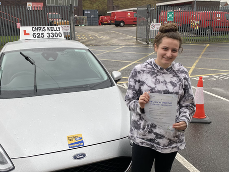 3rd 1st time pass in 10 days