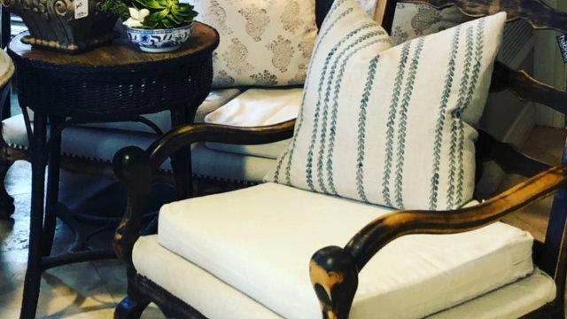 Farm House Chair