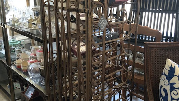 Hand Made Wine Rack