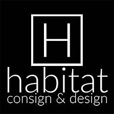 Habitat Consign and Design logo