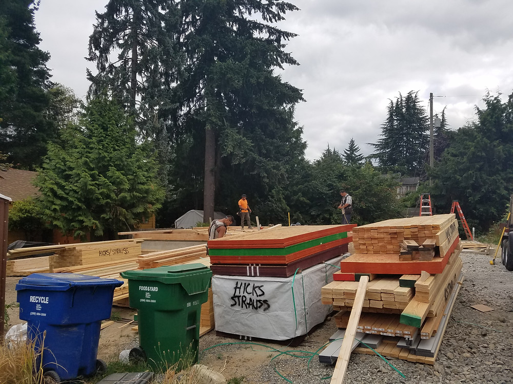 How much do new homes cost in Bothell? New Construction Image.