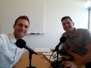 Robert Wasser on Seattle Growth Podcast sharing real estate data for homelessness discussion with Ki