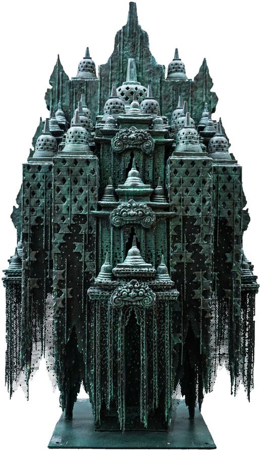 Borobudur VI 婆罗浮屠(六)