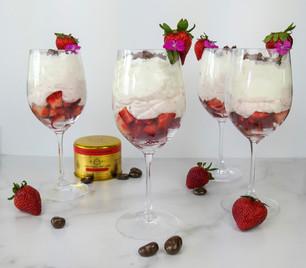 Celebrate 420 With Strawberry Chocolate Satori Cream Fools