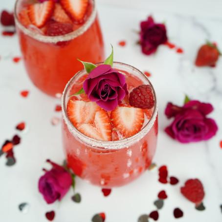 Celebrate Valentine's Day With A Red Berry Cardamom 'Love Potion' Hi-Fi Hops Spritz