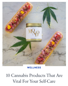 10 Cannabis Products That Are Vital For Your Self-Care