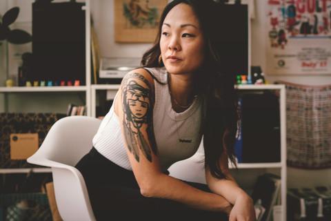 Chef Spotlight: Haejin Chun of Big Bad Wolf