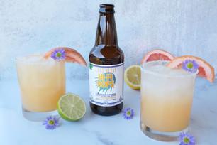 Awaken Your Taste Buds With This Zero-Proof Summer Citrus Hi-Fi Paloma