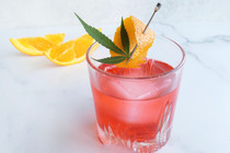 Citrus, Spice, And Everything Nice Cannabis Negroni