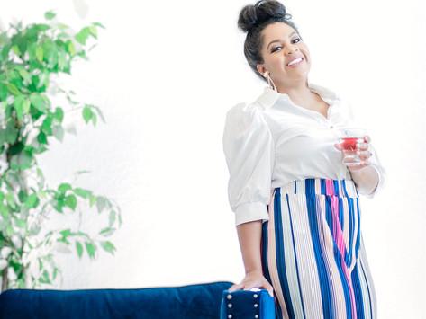 Tastemaker Spotlight: Amber Ferrell-Steele, Founder & CEO of Timeless Vodka