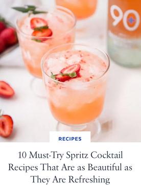 https://www.popsugar.com/food/Spritz-Cocktail-Recipes-46408509