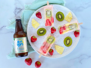 Cool Down This Summer With Hi-Fi Popsicle Punch