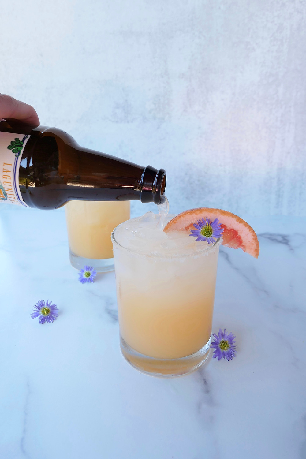 The Herb Somm's Summer Citrus Hi-Fi Paloma CBD and THC Cannabis Drink