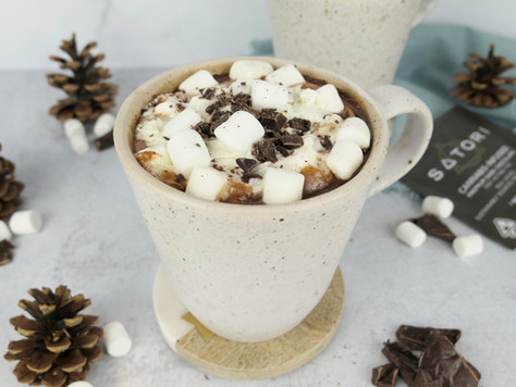 Stay Warm and Cozy With A Hot Canna-Chocolate This Holiday Season
