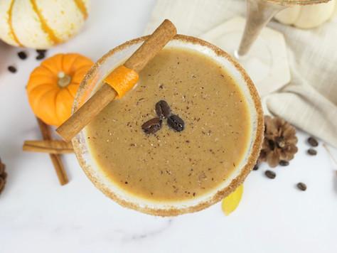 Supercharge Your Halloween With a Pumpkin Espresso CBD Martini
